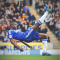 Chelsea's Ramires executed a hilarious yet effective overhead pass during Hull win