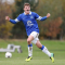 Everton teenager Ryan Ledson hits a quality curler in the win over LA Galaxy U19s