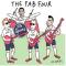 Belgian press signals Toby Alderweireld's imminent arrival at Tottenham with a cartoon