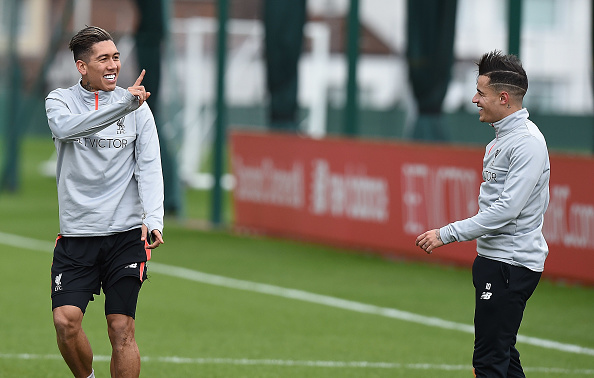 Philippe Coutinho Sporting A New Bad Boy Haircut In Liverpool - Coutinho's hairstyle