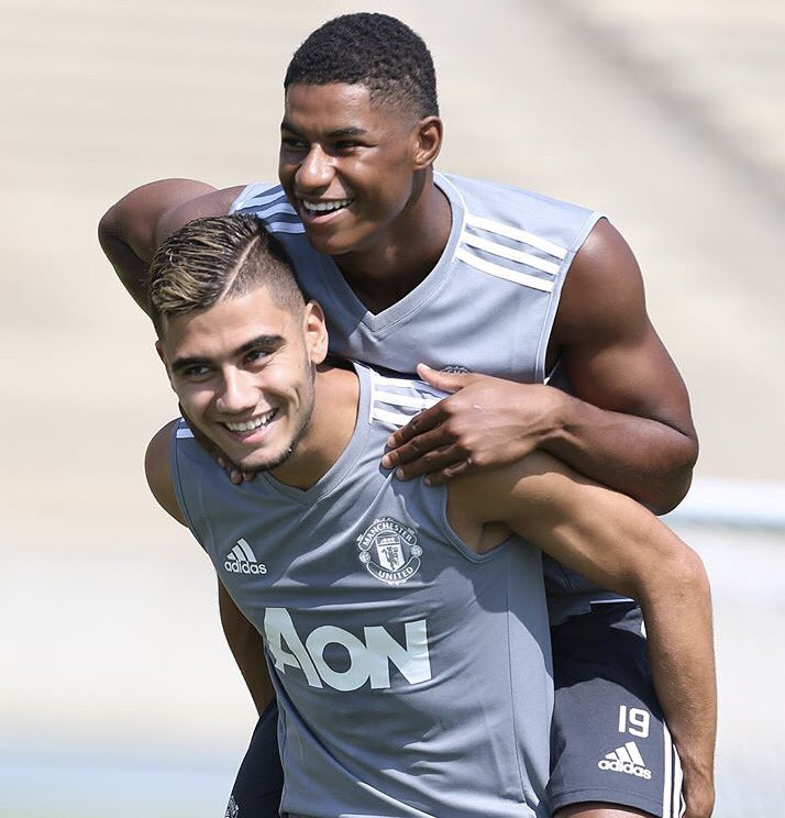 pictures show marcus rashford has seriously jacked up to play for man united next season. Black Bedroom Furniture Sets. Home Design Ideas