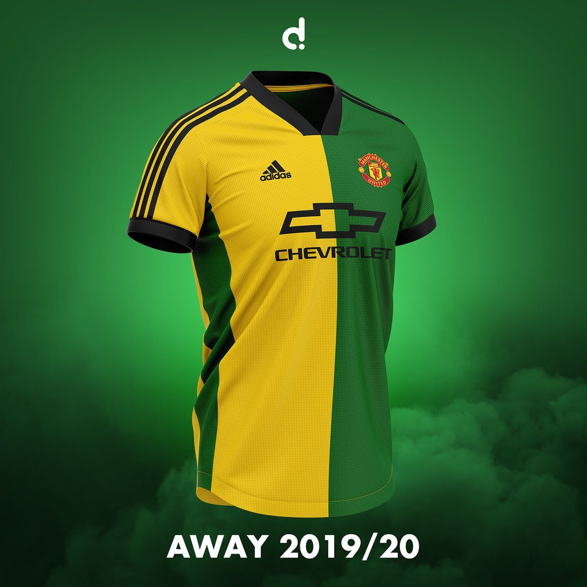 (Image) Cracking new Man Utd concept kit based on Newton Heath colours  drops online 66e2799f6