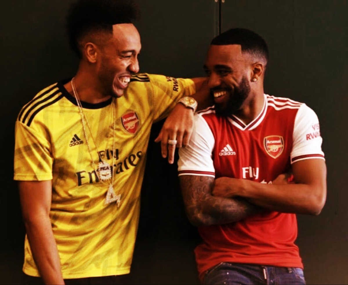 Leaked image of Arsenal's new kits for 2019/20 season from Adidas