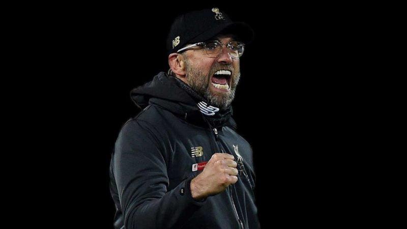 Jurgen Klopp's Liverpool scored the most number of headed goals this season