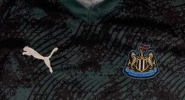 Newcastle United away kit 2019_20