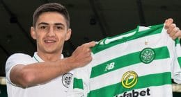 Maryan Shved unveiled as a Celtic player