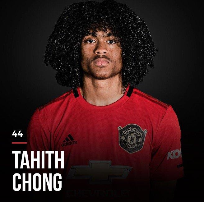 Tahith Chong