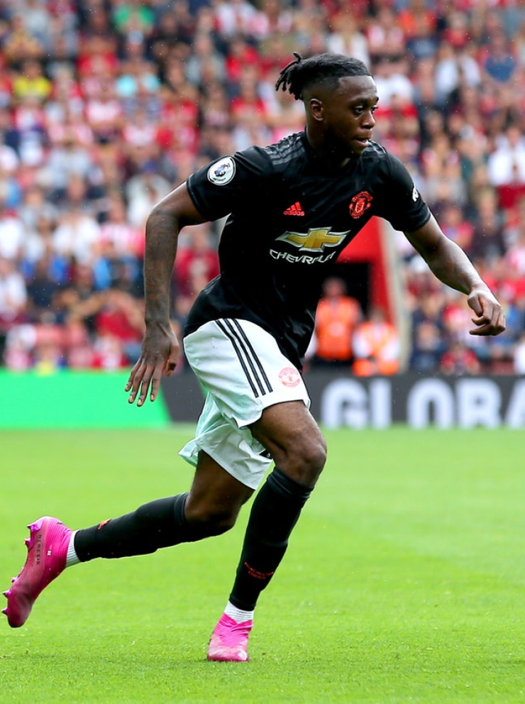 Aaron Wan-Bissaka has made an impressive start at Manchester United