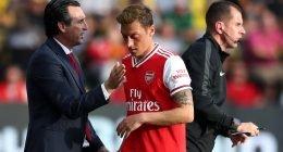 Emery and Ozil