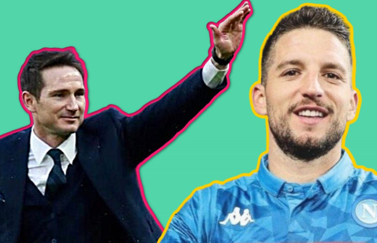 Photo Frank Lampard Starts Following Heavily Rumored Chelsea Target On Instagram Thick Accent