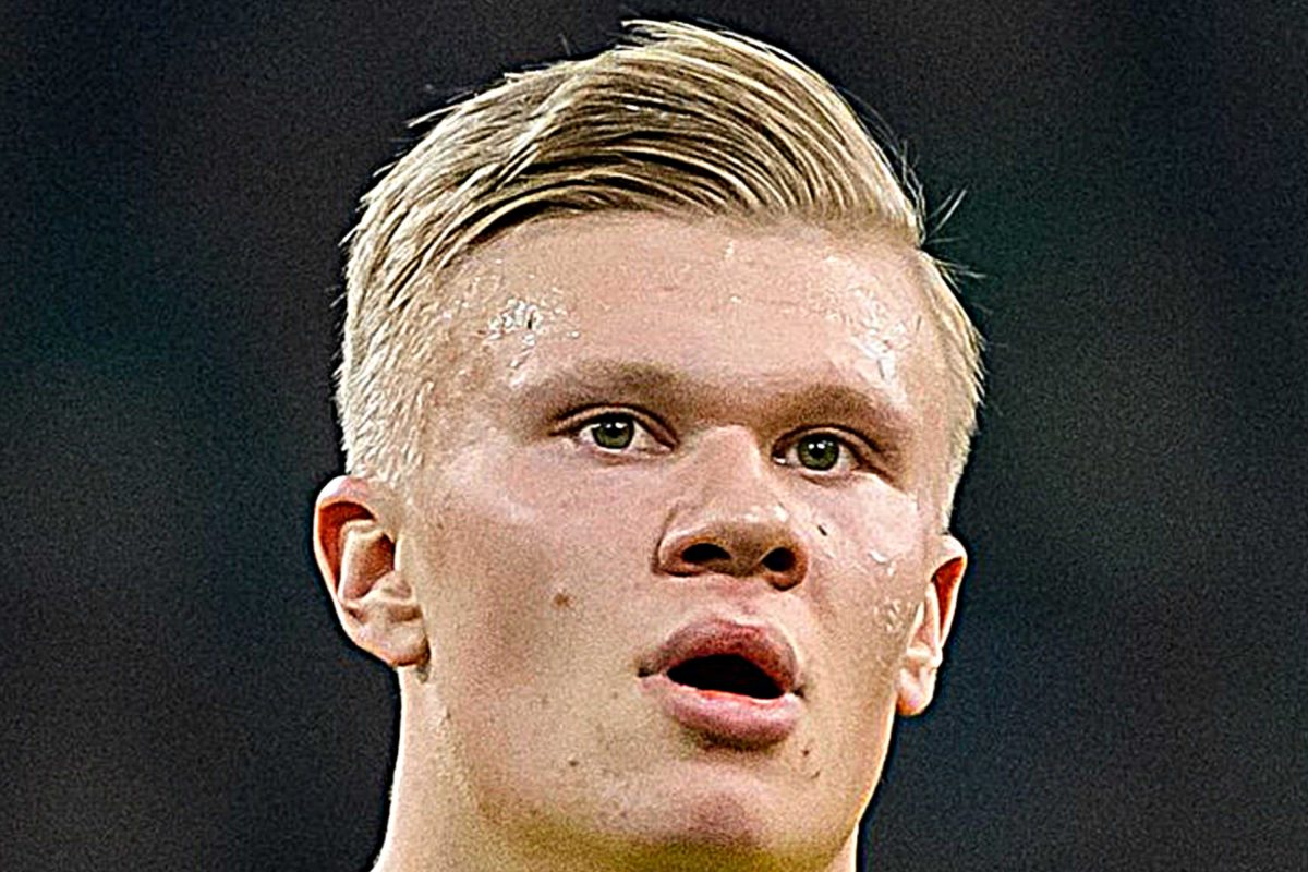 Video Erling Haaland Caught On Cam Getting Kicked Out Of A Club In Norway Thick Accent