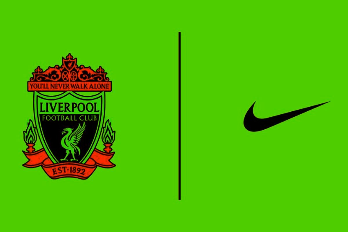 Liverpool and Nike logo