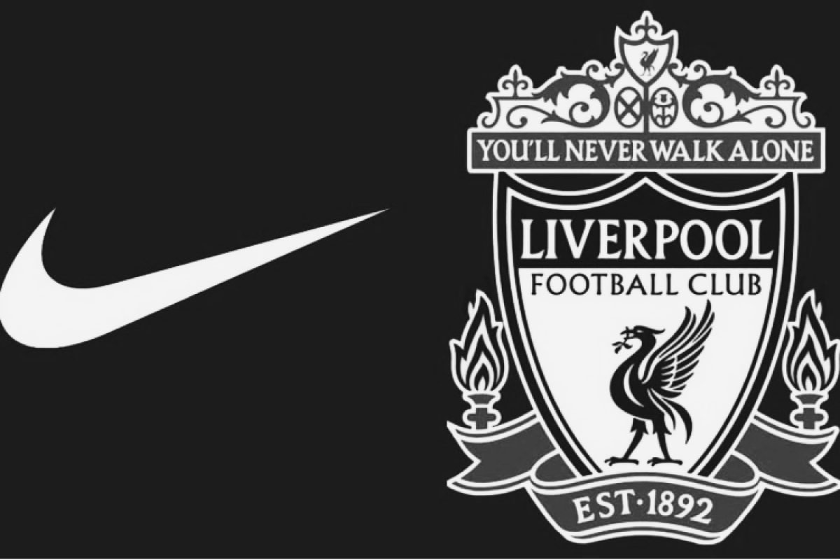 Nike and Liverpool FC logo