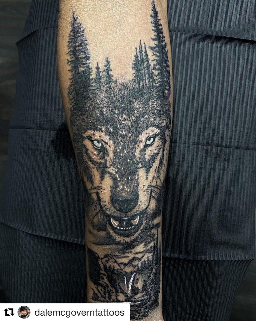 Mason Greenwood's first tattoo