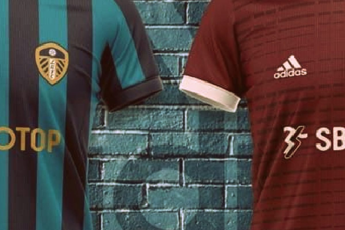 New leaks of Leeds United's away and possible third kit for 20_21 season from Adidas arrive online