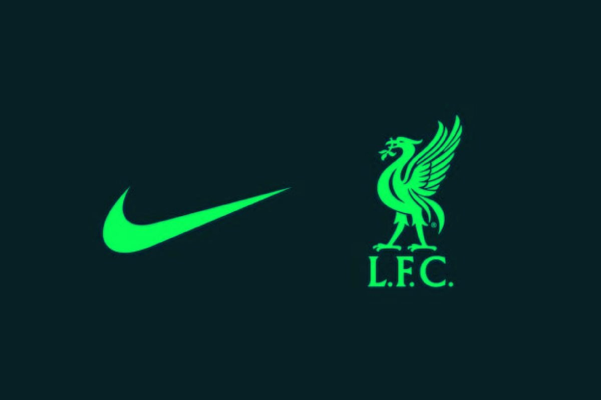 Nike and Liverpool logo