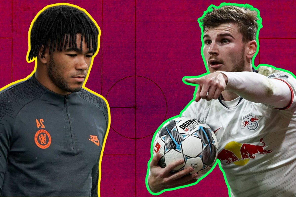 Reece James and Timo Werner could form a juicy partnership in the right flank for Chelsea