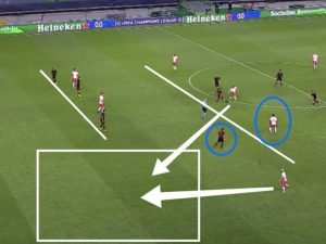 Unreal Sabitzer pass leaves fans in awe as RB Leipzig stun Simeone's men
