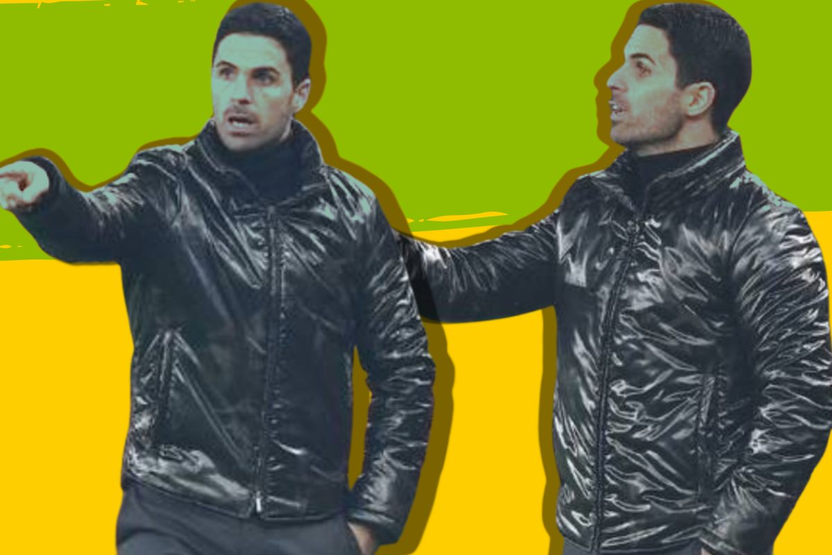 Mikel Arteta irks the fashion police with his choice of jacket in win against Molde (1)