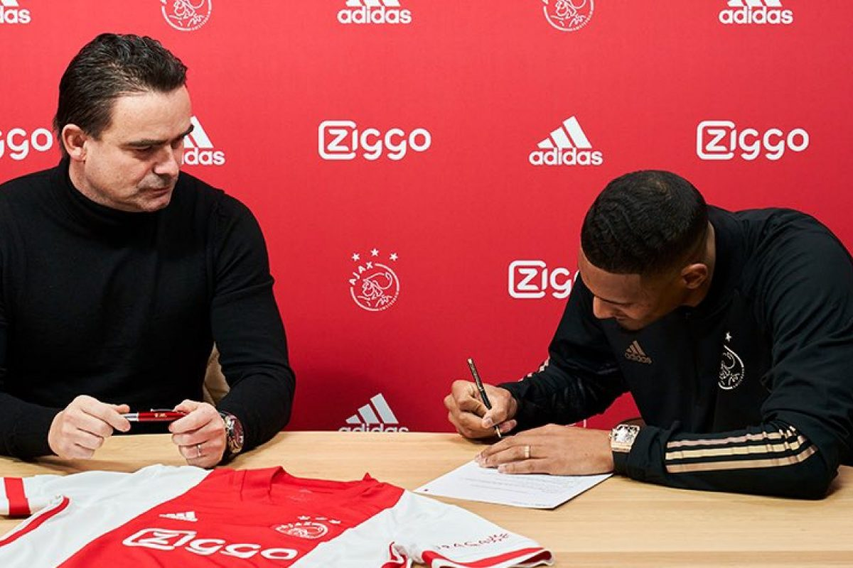 Marc Overmars and Sebastien Haller