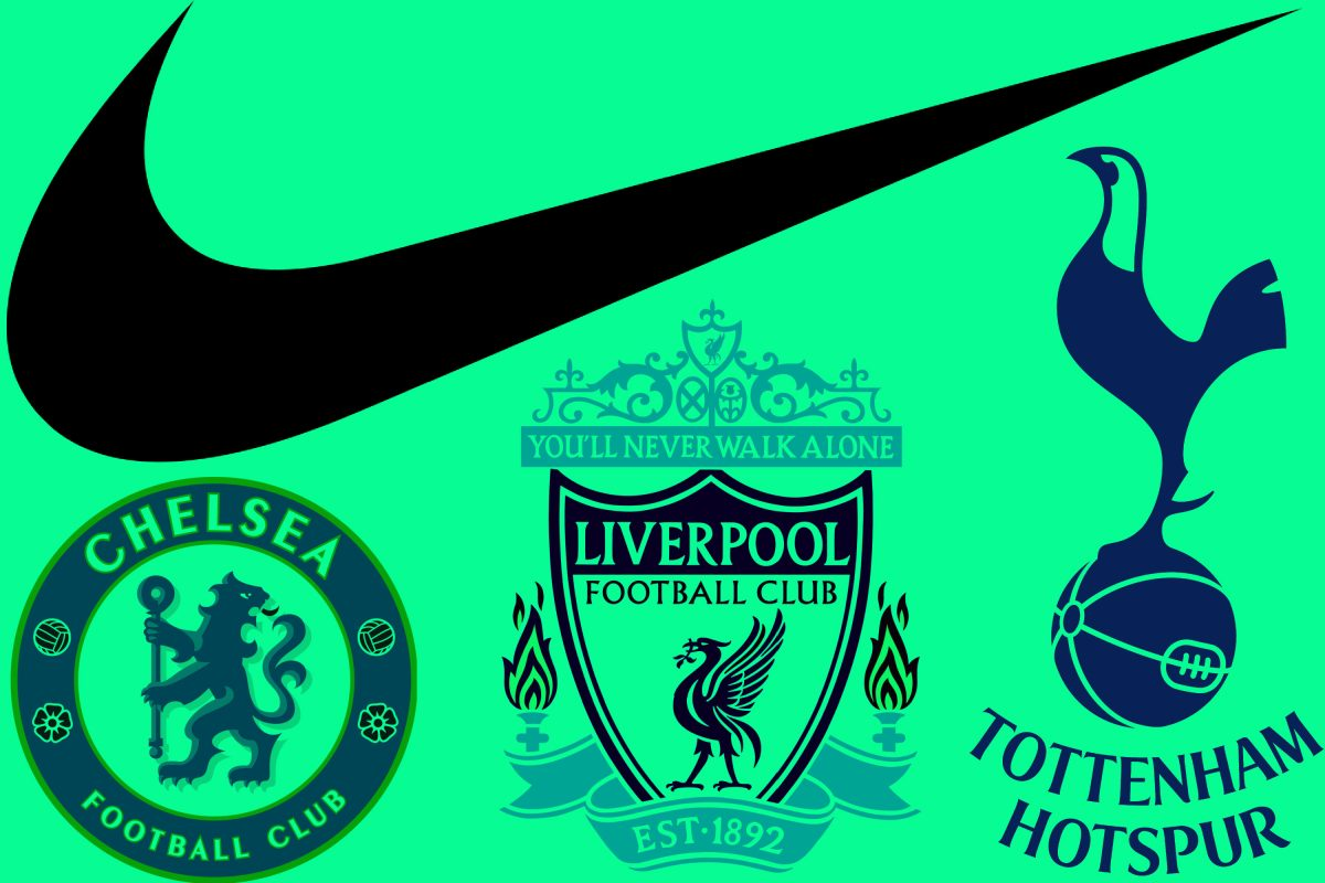 The Nike 4th kit bonanza about to hit Liverpool, Chelsea and Spurs