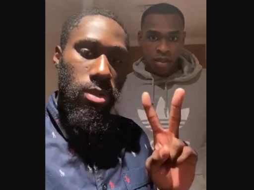 Arthur Masuaku and Issa Diop