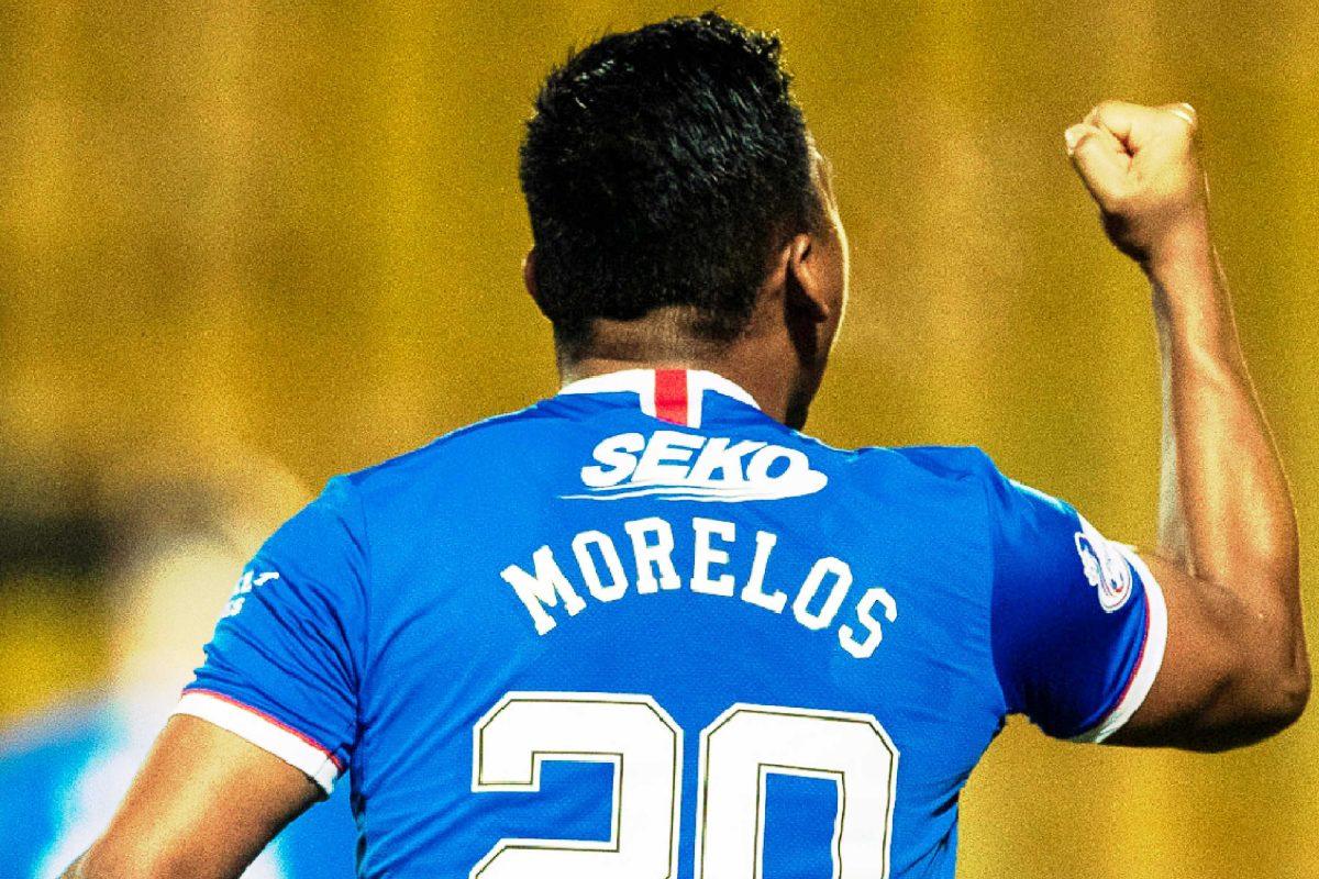 Alfredo Morelos v Livingston