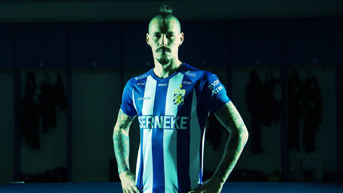 Marek Hamsik in IFK Goteborg kit