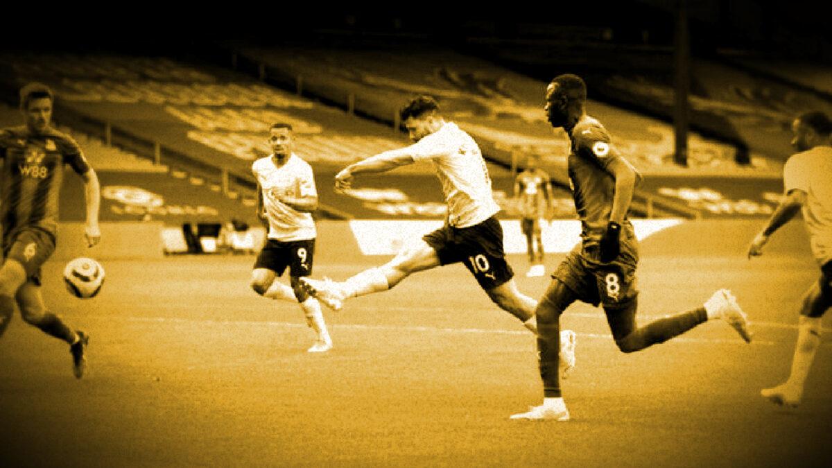 Sergio Aguero goal v Crystal Palace