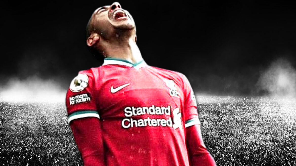 Thiago Alcantara passionate reaction