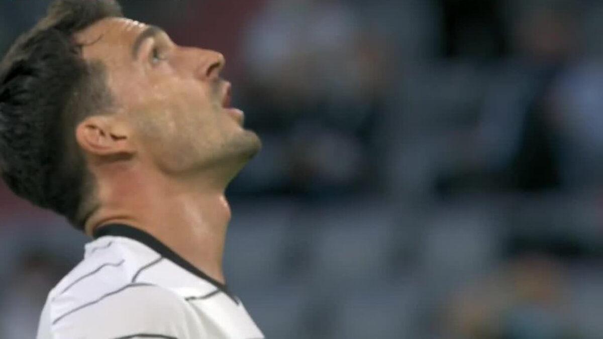 Mats Hummels screams in despair after scoring an own goal against France