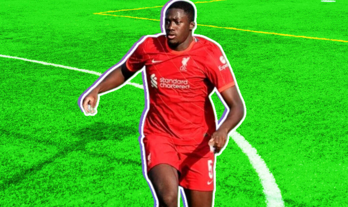 Ibrahima Konate looked cosy while marshalling Liverpool's defence against Mainz