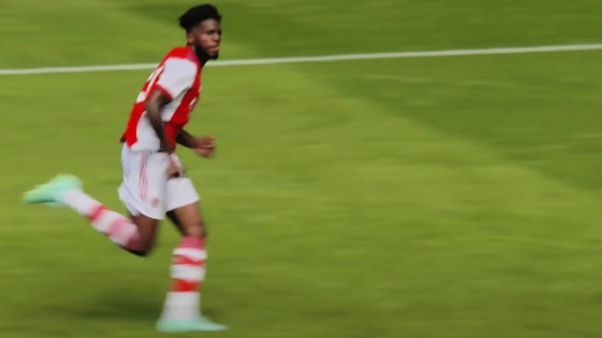 Nuno Tavares embarks upon Arsenal career with a goal against Rangers