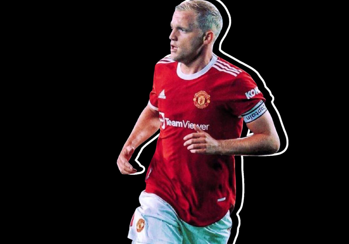 Donny van de Beek has gone through a physical transformation in a bid to revive his Manchester United career