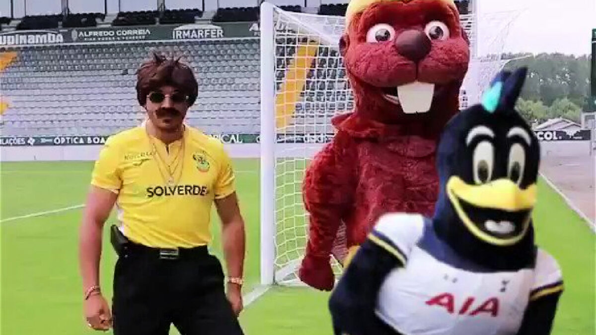 Pacos TikTok aimed at Spurs
