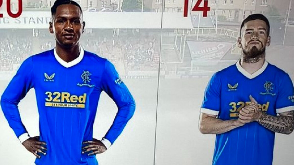 Sky Sports taken to town for photoshopping Alfredo Morelos in the lineup graphic before Dundee United clash