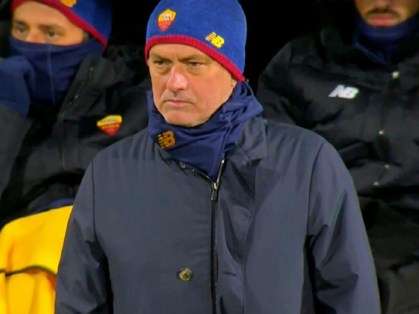 Jose Mourinho looking weary as AS Roma get dismantled 6-1 by Bodo_Glimt